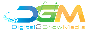 Digital 2 Grow Media logo